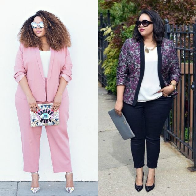 Spring Plus Size Outfit Ideas Business Casual Attire