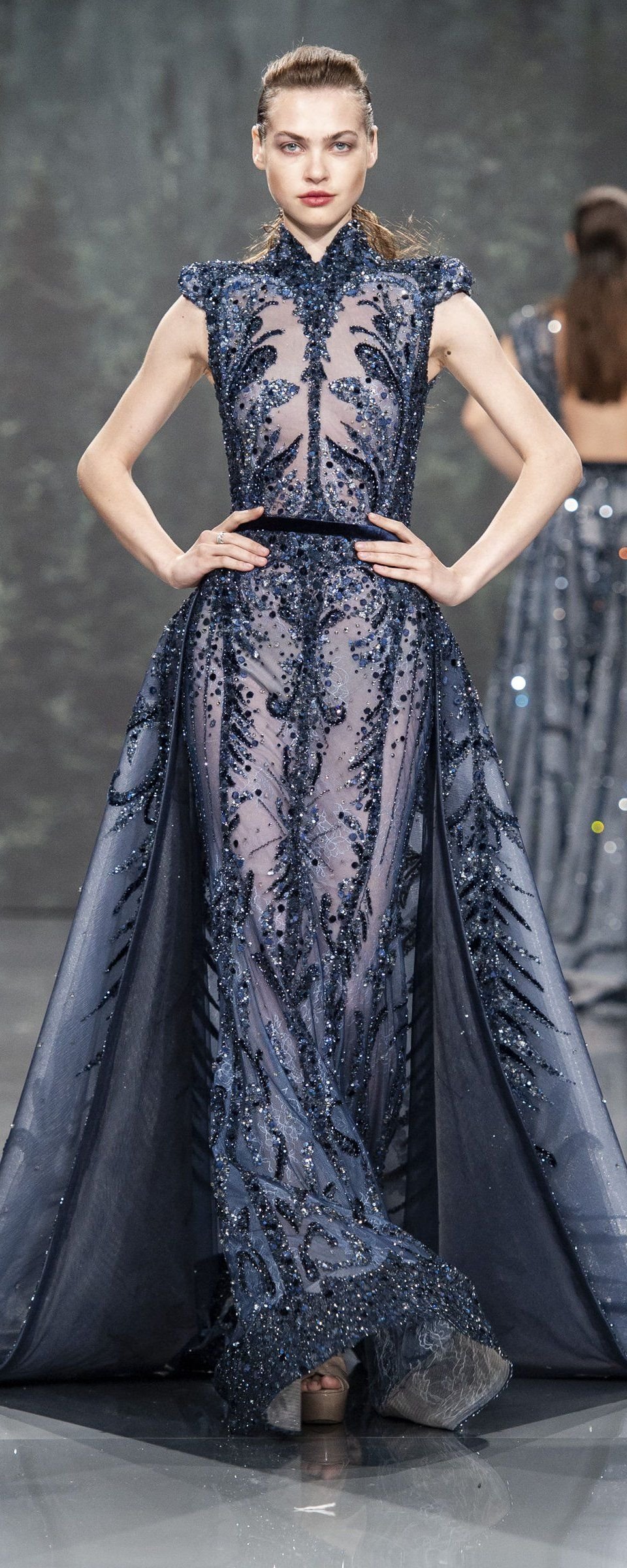 Ziad Nakad Fall Winter 2018 2019 Couture In 2019 Pretty Things