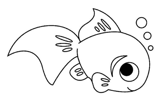 50+ Fish Shape Templates, Crafts & Colouring Pages