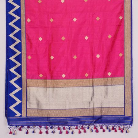 9497a7727a Handwoven Banarasi Kadhwa Katan Silk 3 Piece Salwar Suit Material 10027051