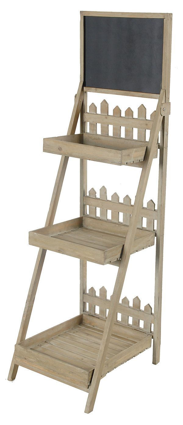 One Kings Lane Sun Drenched Spaces Ladder Shelves W