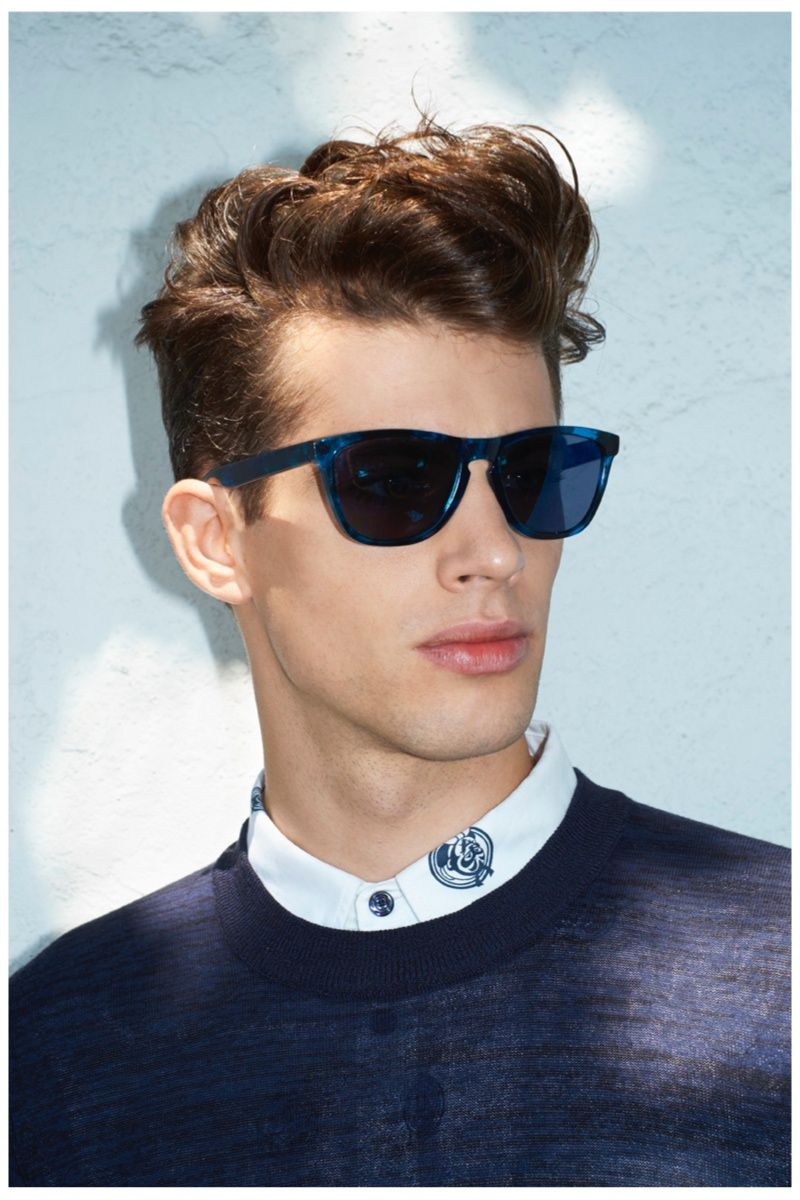 Haircuts for men with glasses thefashionisto jamie wise fronts libertinelibertine springsummer
