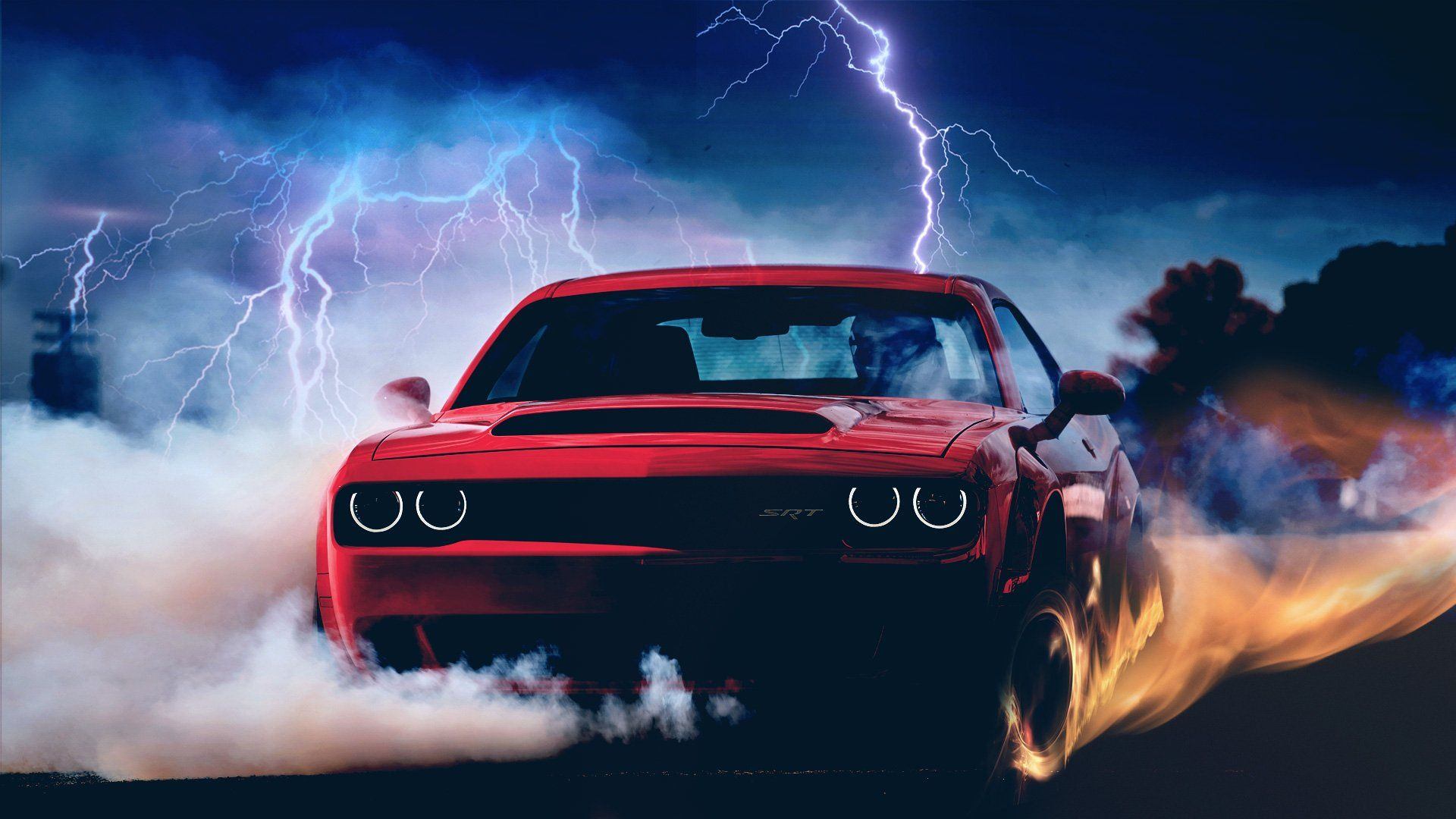 1080p Muscle Car Wallpaper 2018 Dodge Demon Wallpaper 2018 Wallpapers Hd
