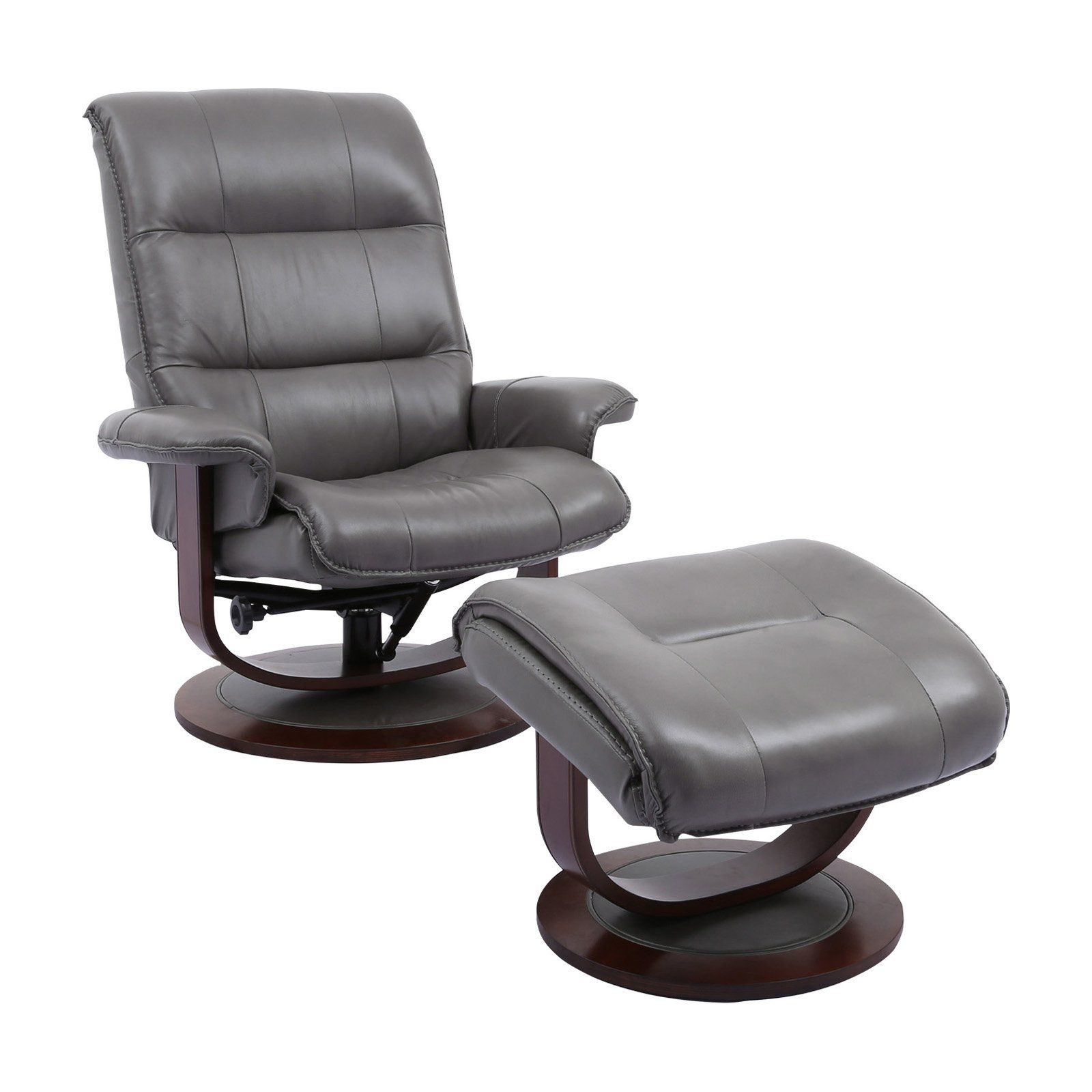 Parker House Knight Swivel Recliner And Ottoman With Images