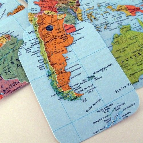 11 large everyday all occasion gift tags world map design sizzix 11 large everyday all occasion gift tags world map design gumiabroncs
