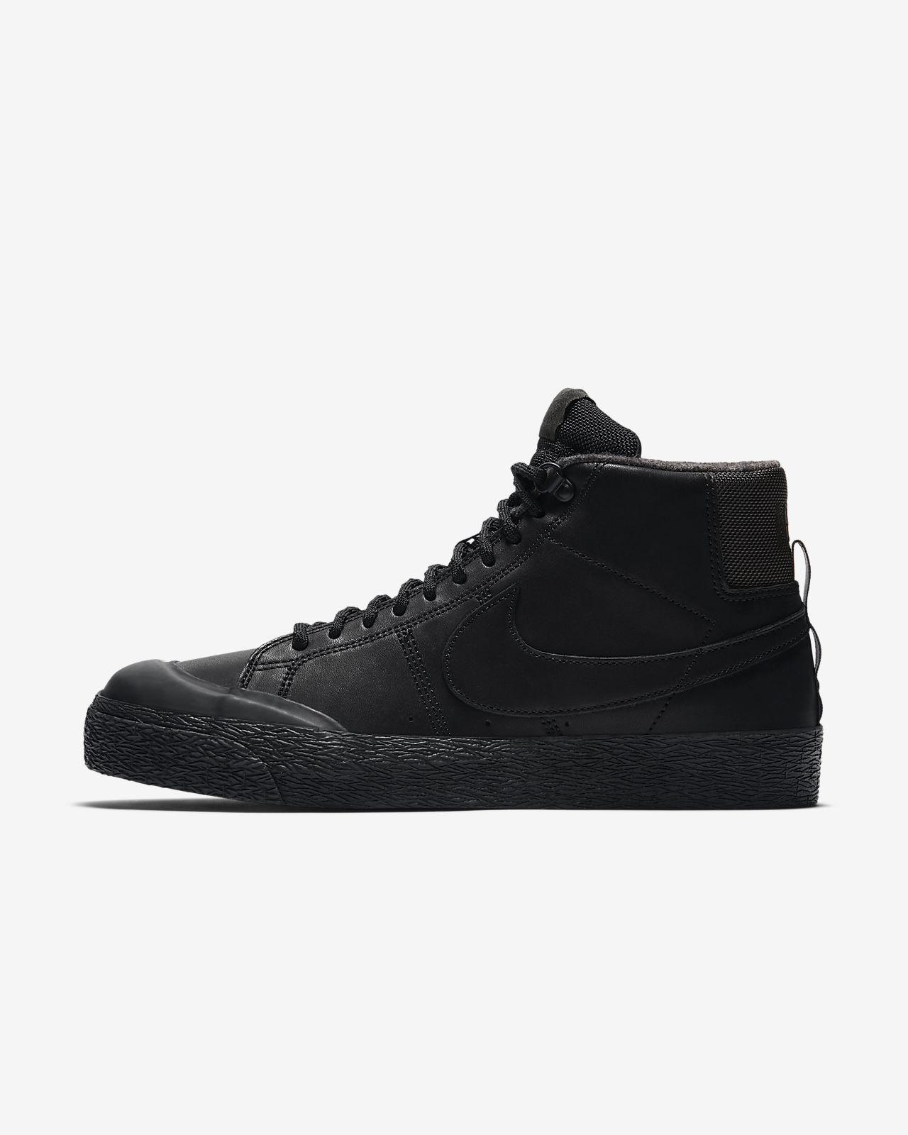 Nike SB Blazer Zoom Mid XT Bota / -Anthracite ZA1zZA