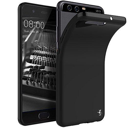 580f645e296 nice Huawei P10 Funda, LK Carcasa Cubierta TPU Silicona Goma Suave Case  Cover Play Fino