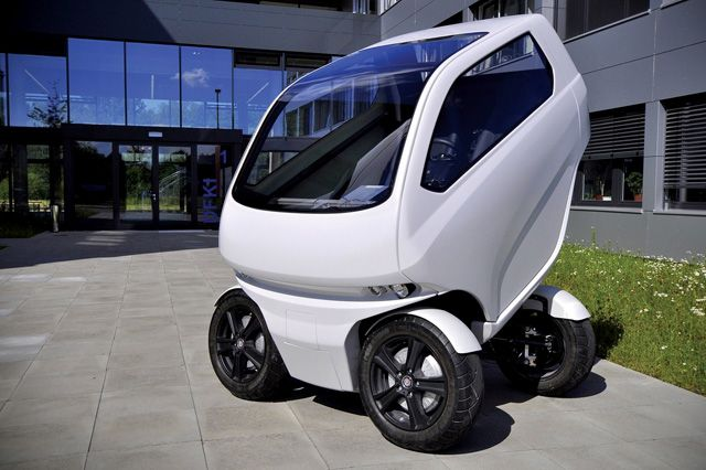 EO2 automobil