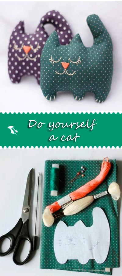 Do yourself a cat #diy