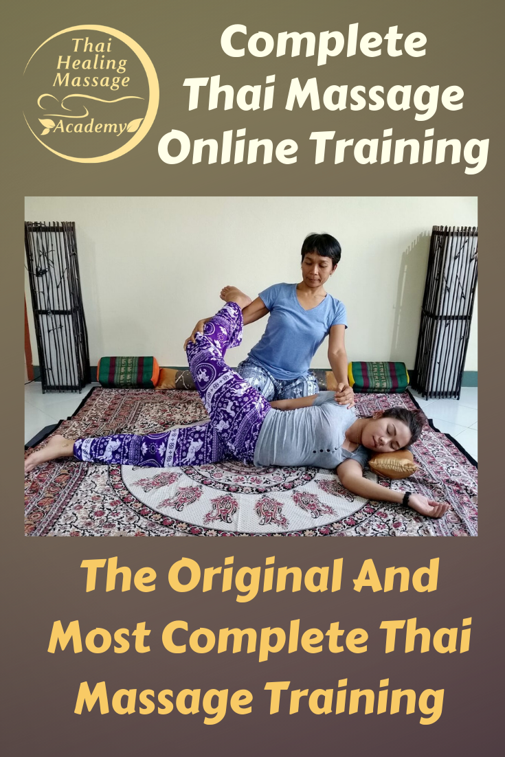 Learn all levels of Thai Massage online with this in-depth
