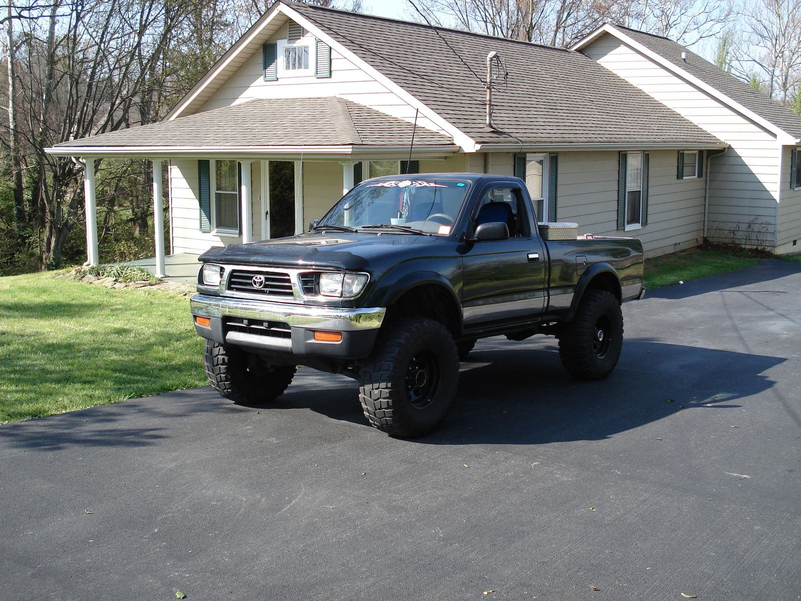 1997 toyota tacoma 4x4