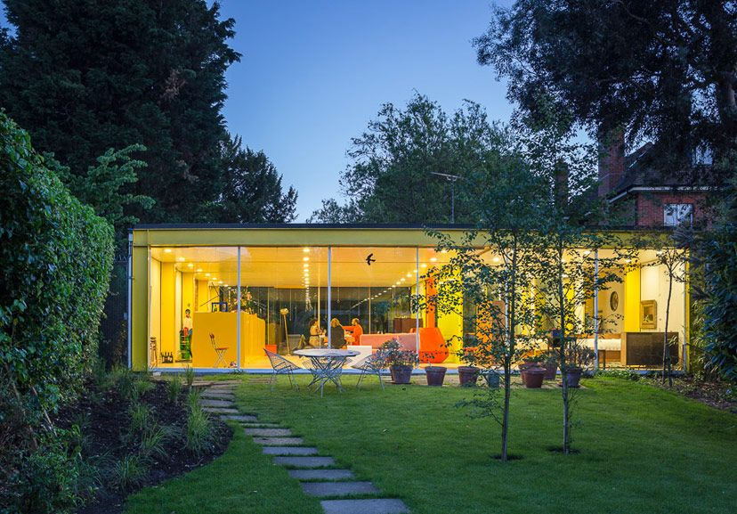 Rogers House, London SW19, — The Modern House Estate Agents: Architect-Designed Property For Sale in London and the UK
