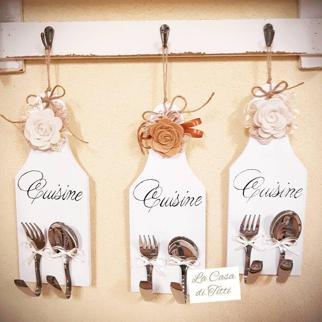 Taglieri decorativi da cucina Per appendere presine o asciughini ...