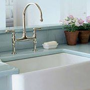 Farmhouse Sink Faucet Image By Islandwide Plumbing Singapore On