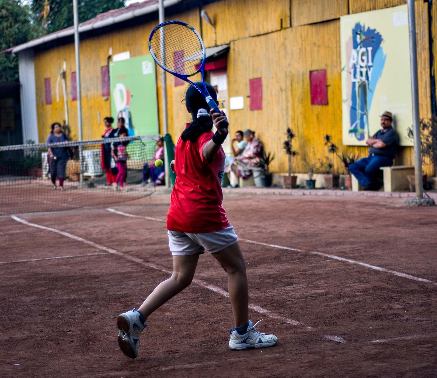 Best in Class Tennis Academy in Pune Tennis Coaching