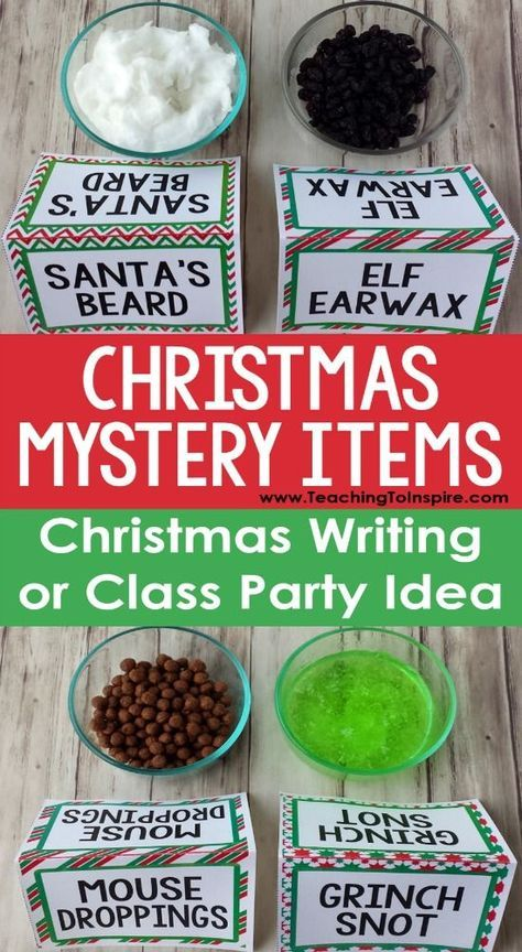 Post Christmas Party Ideas Part - 42: Christmas Party Activity For Upper Elementary | Christmas Party Activities,  Behavior Incentives And Party Activities