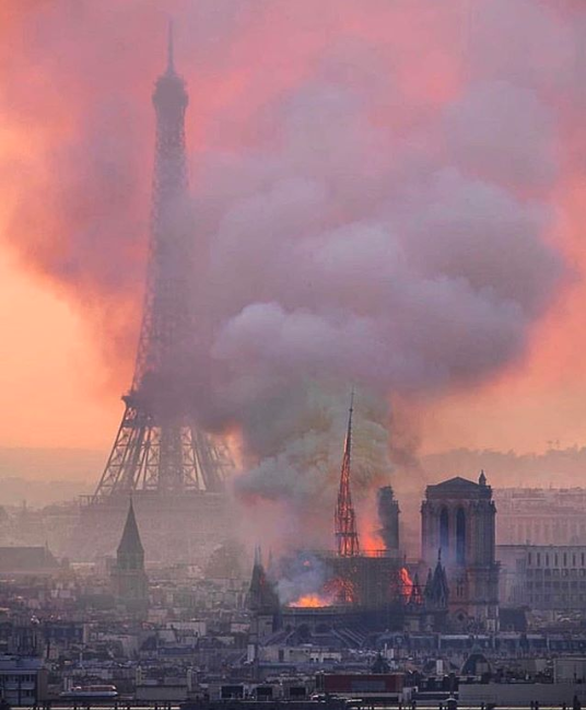 How To Get From Notre Dame To Eiffel Tower