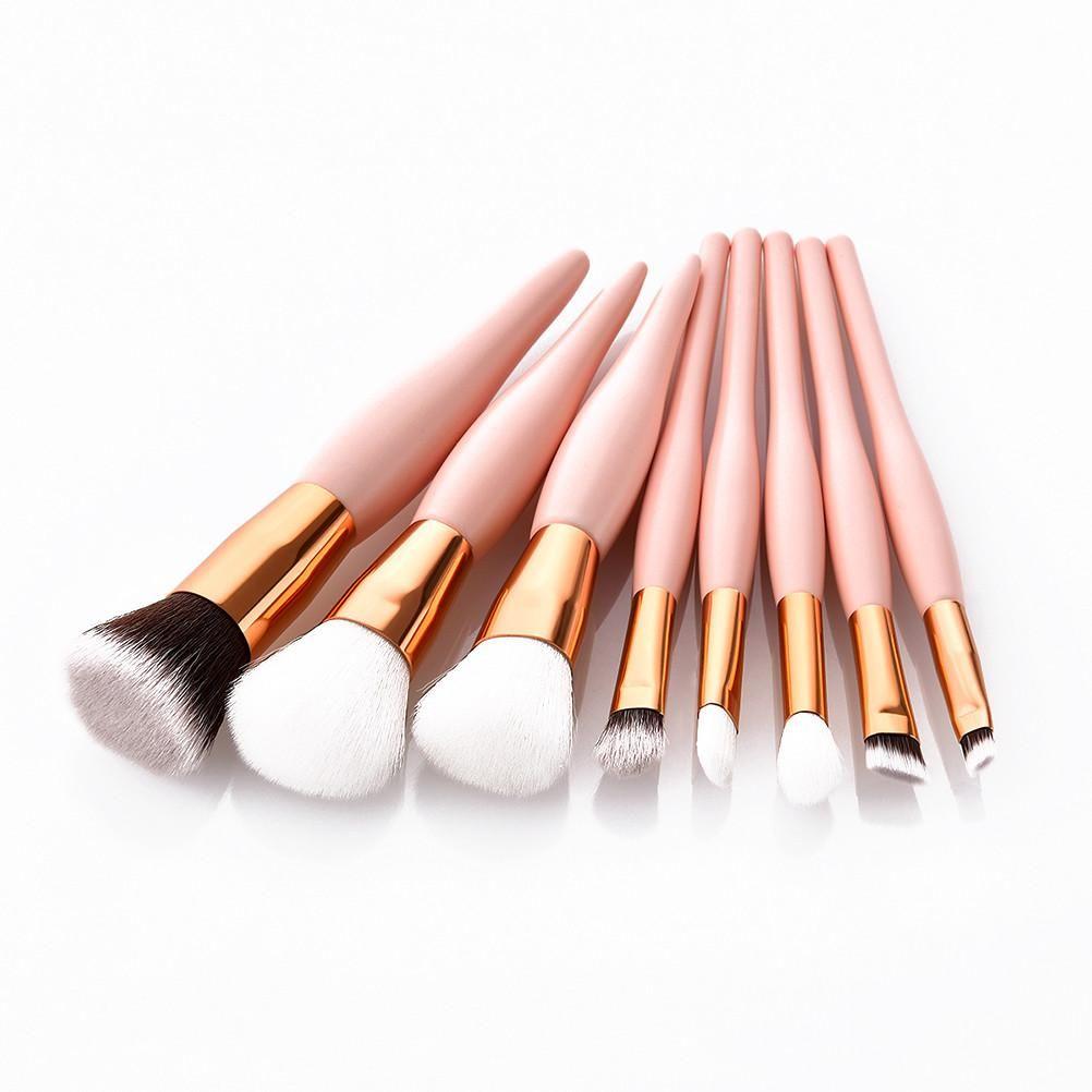 8 piece pro glow set makeup artist starter kit makeup