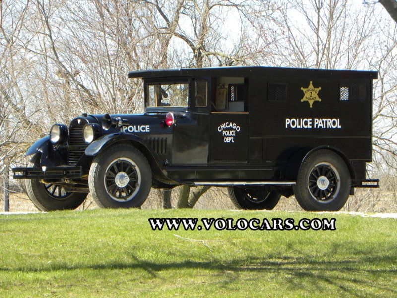 1923 Hudson Paddy Wagon for sale - Volo, IL | OldCarOnline.com ...