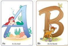 ThanksDisney printable letters awesome pin