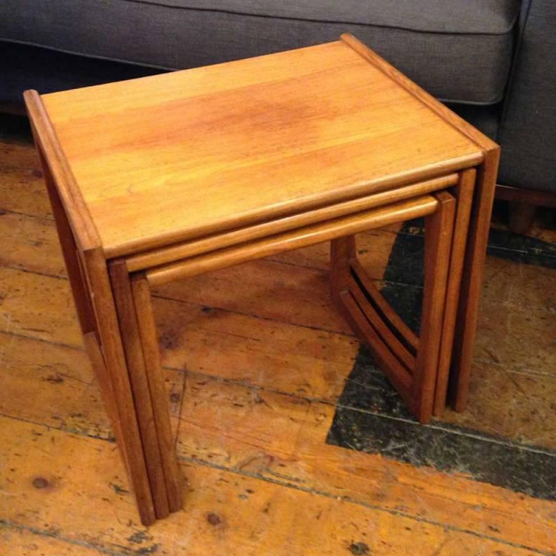 G Plan Coffee Table Nest At Scaramanga G Plan Coffee Table Parker Furniture Teak Coffee Table