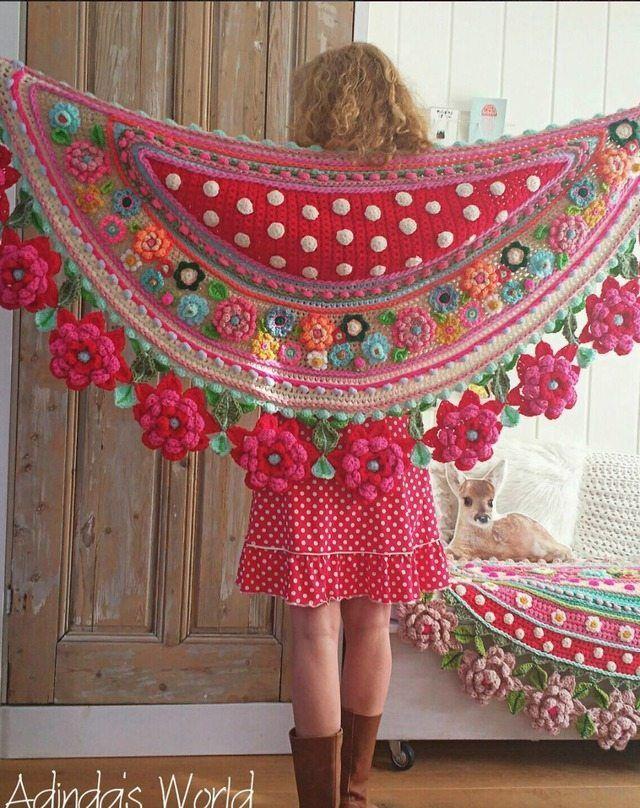 Photo of Interview mit Crochet-Künstlerin Adinda Zoutman  #amigurumi #crochet #knitting …