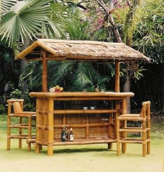 Image Detail For  Bamboo Furniture, Bamboo Tables, Bamboo Tiki Bars,  Tropical Furniture