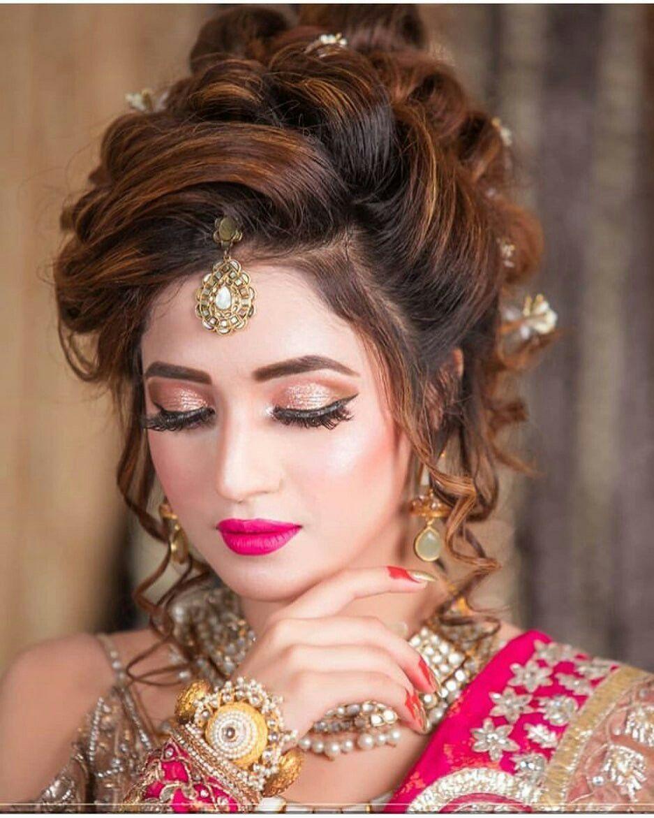 pin by humych on bridal | bridal hair buns, bridal hairstyle