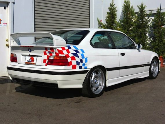 Bmw M3 E36 Lightweight Buscar Con Google With Images Bmw M3
