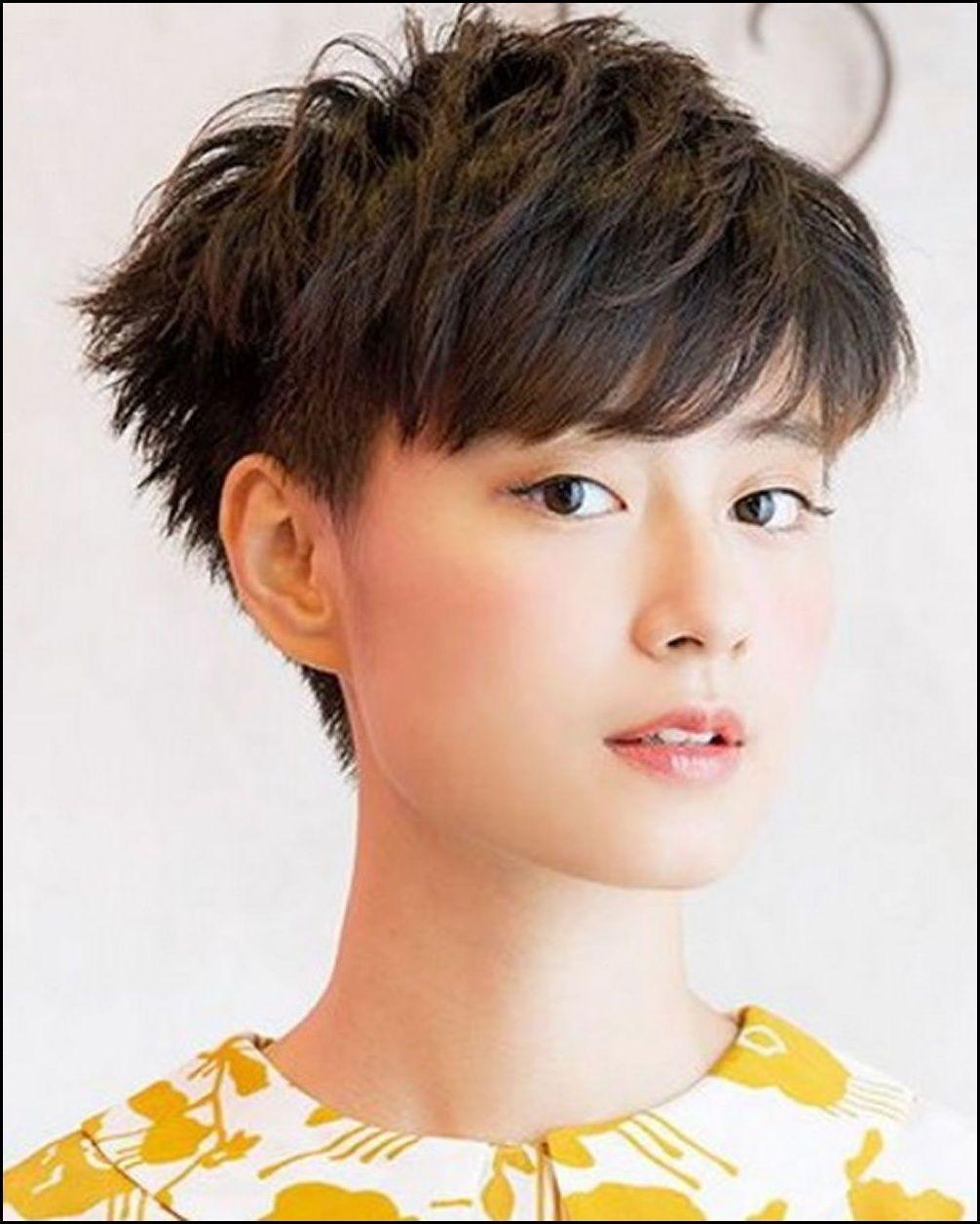 Pixie Haarschnitte Für Asiatische Frauen
