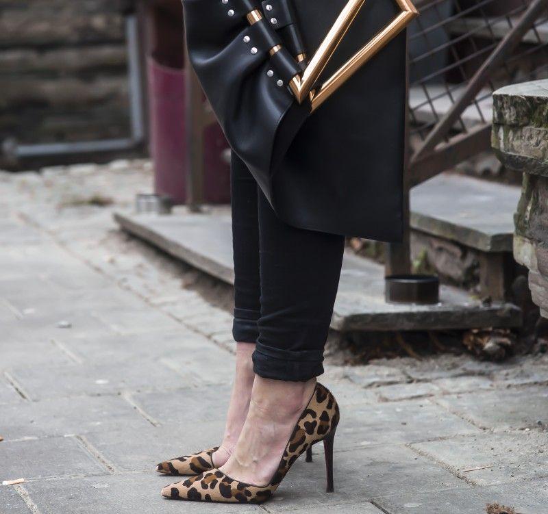 Louboutin pumps, Céline bag