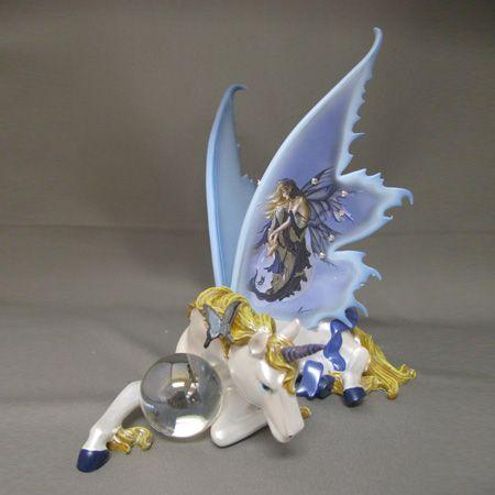 Nene Thomas Spirit of the Unicorn Fairies Figure wings of Serenity
