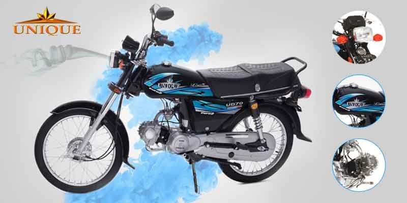 Unique Bike 70cc 2018 Model Price In Pakistan Bikes