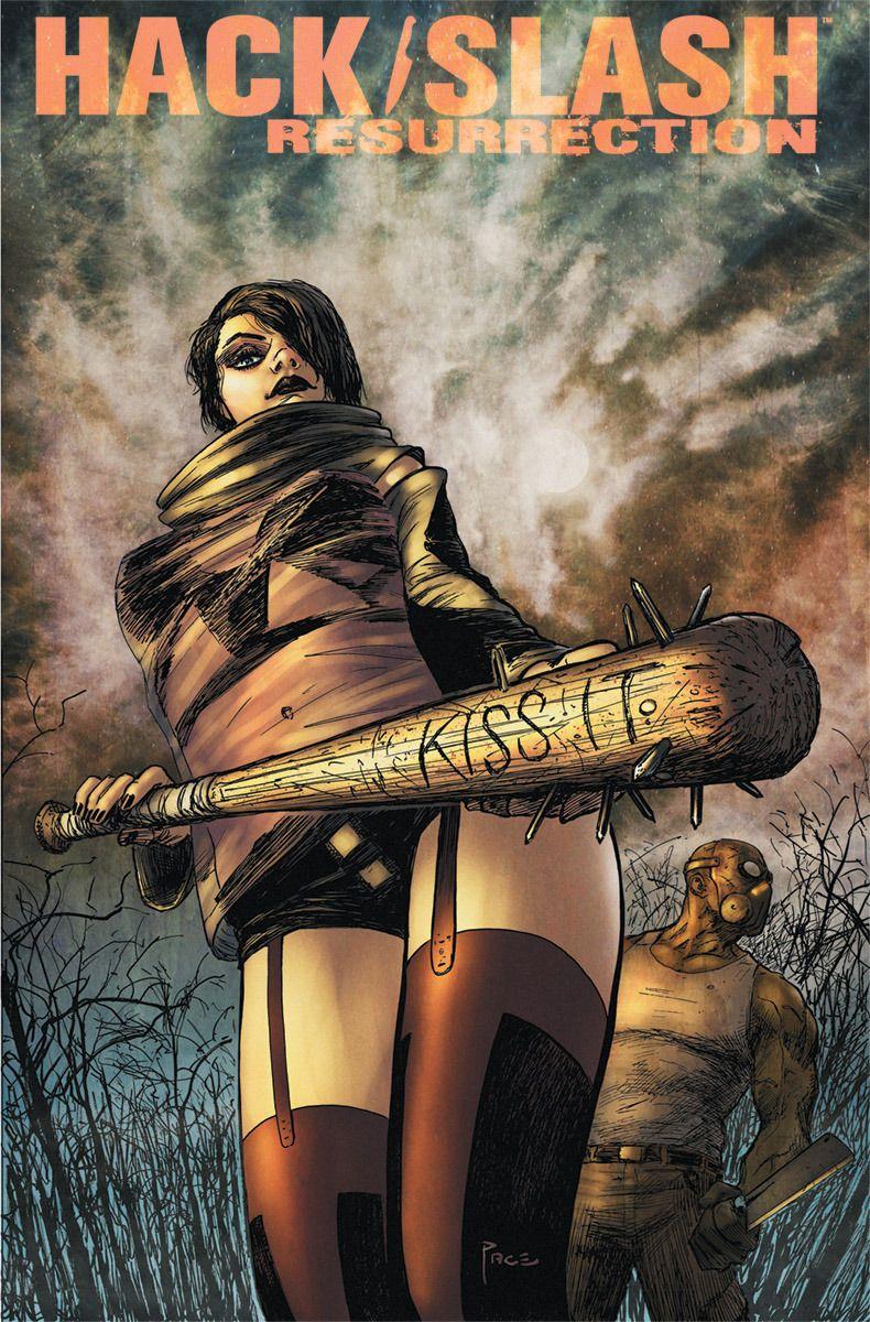 HACK/SLASH RESURRECTION 10 in 2019 Image comics, Comics