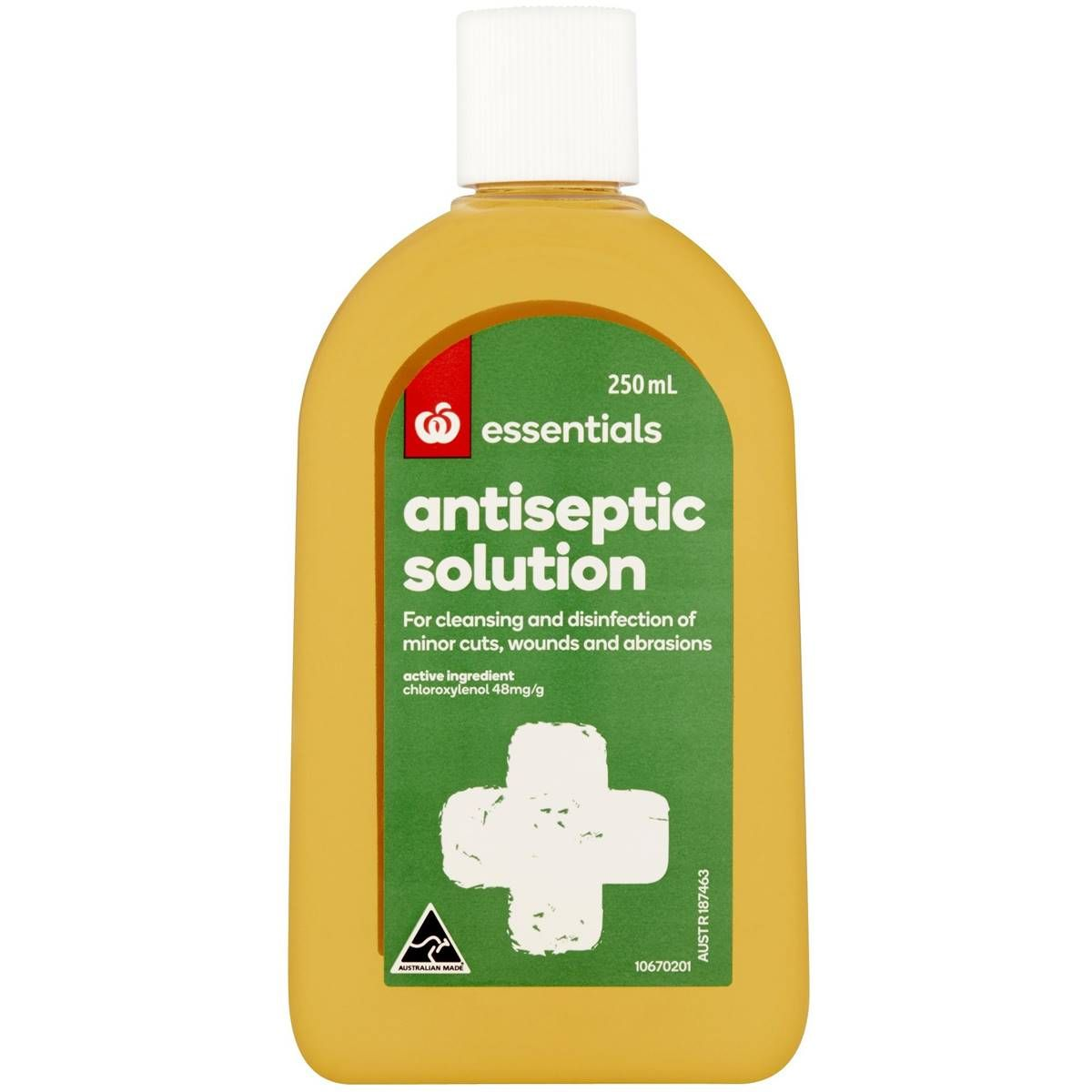 Essentials Antiseptic Solution Image Antiseptic Online