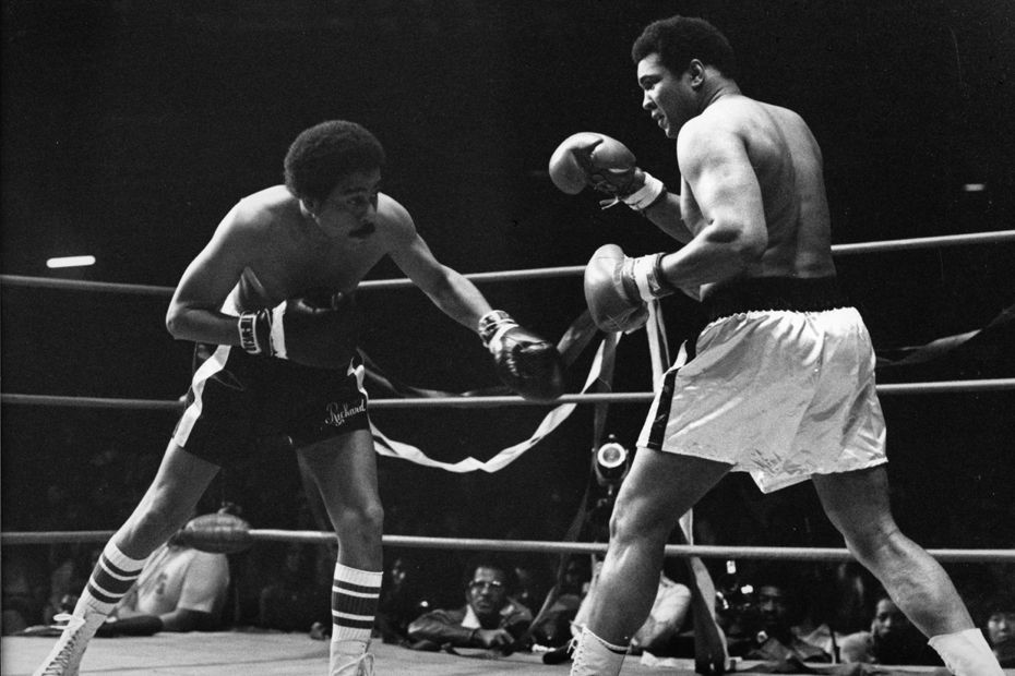 Richard Pryor and Muhammad Ali