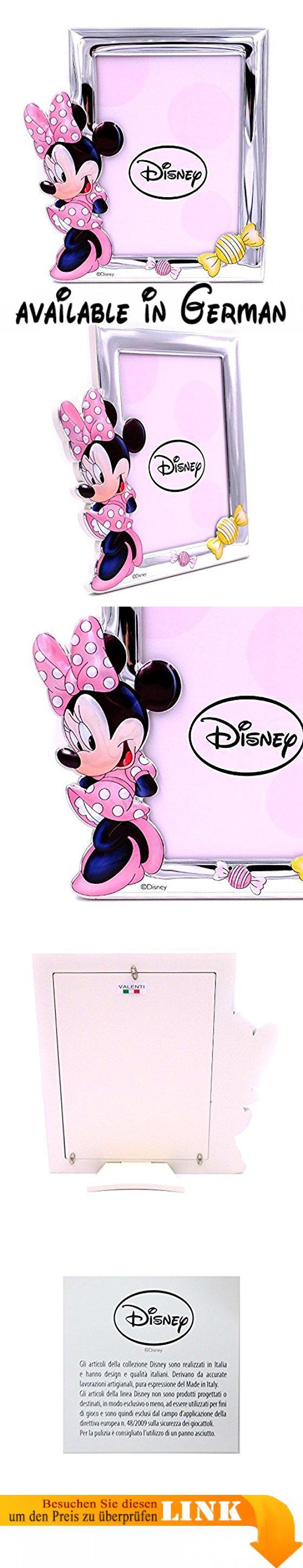 Bilderrahmen Silberrahmen Fotorahmen Disney Kind Minnie cm 13x18 ...