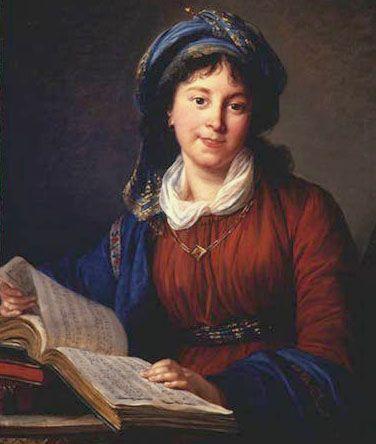 "Countess Schouvalof, Elizabeth Vladmirovna"" by Le Brun"