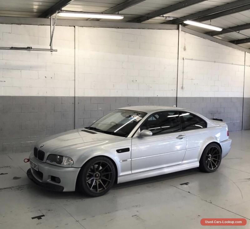 BMW M3 E46 Fast Road / Track Day / Show Car #bmw #m3 #forsale ...