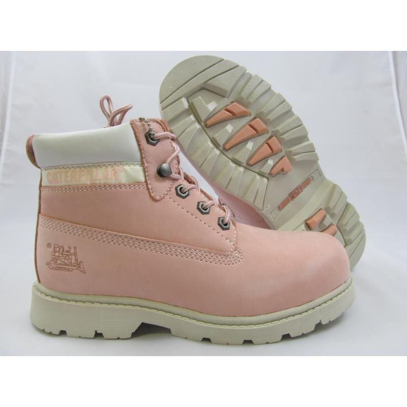 4dbf199c342 Pink CAT boots