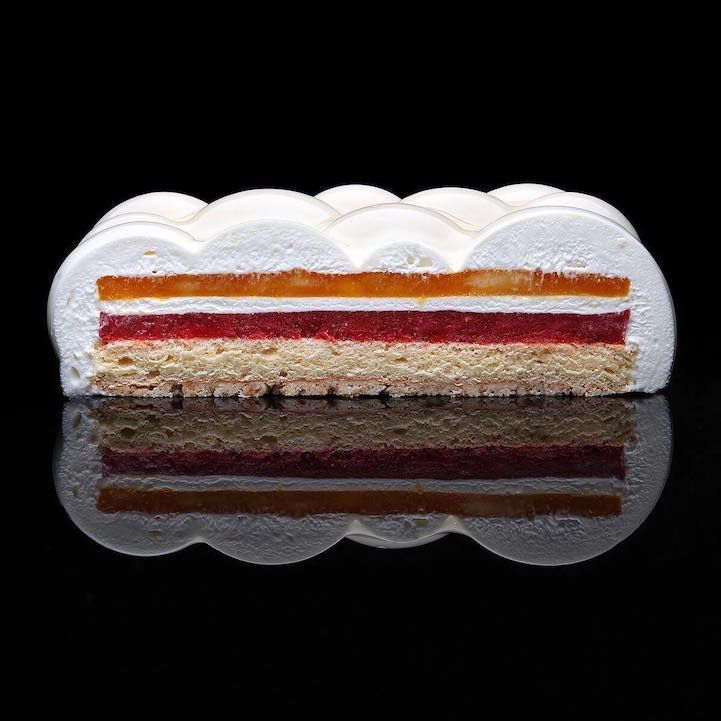 What happens when an architect becomes pastry chef