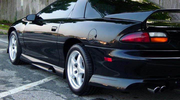 Custom 1997 Camaro Z28 93 97 94 95 96 Chevy Camaro 2dr Vizage
