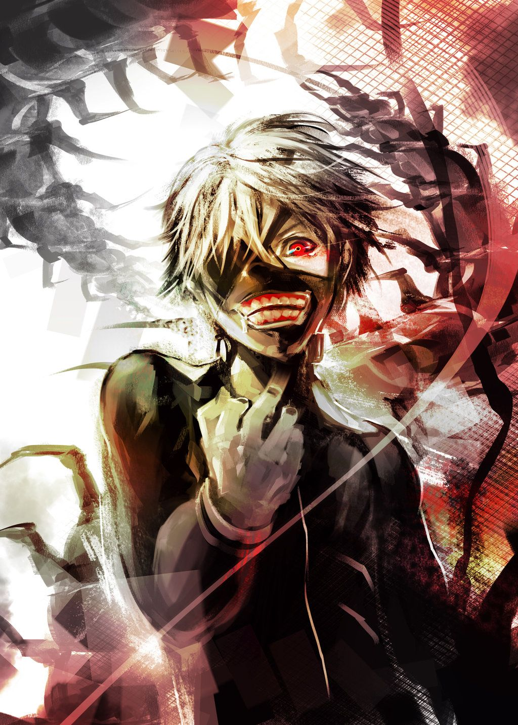 Tokyo Ghoul Wallpaper 1920 X 1080 Hd By Say0chi On Deviantart