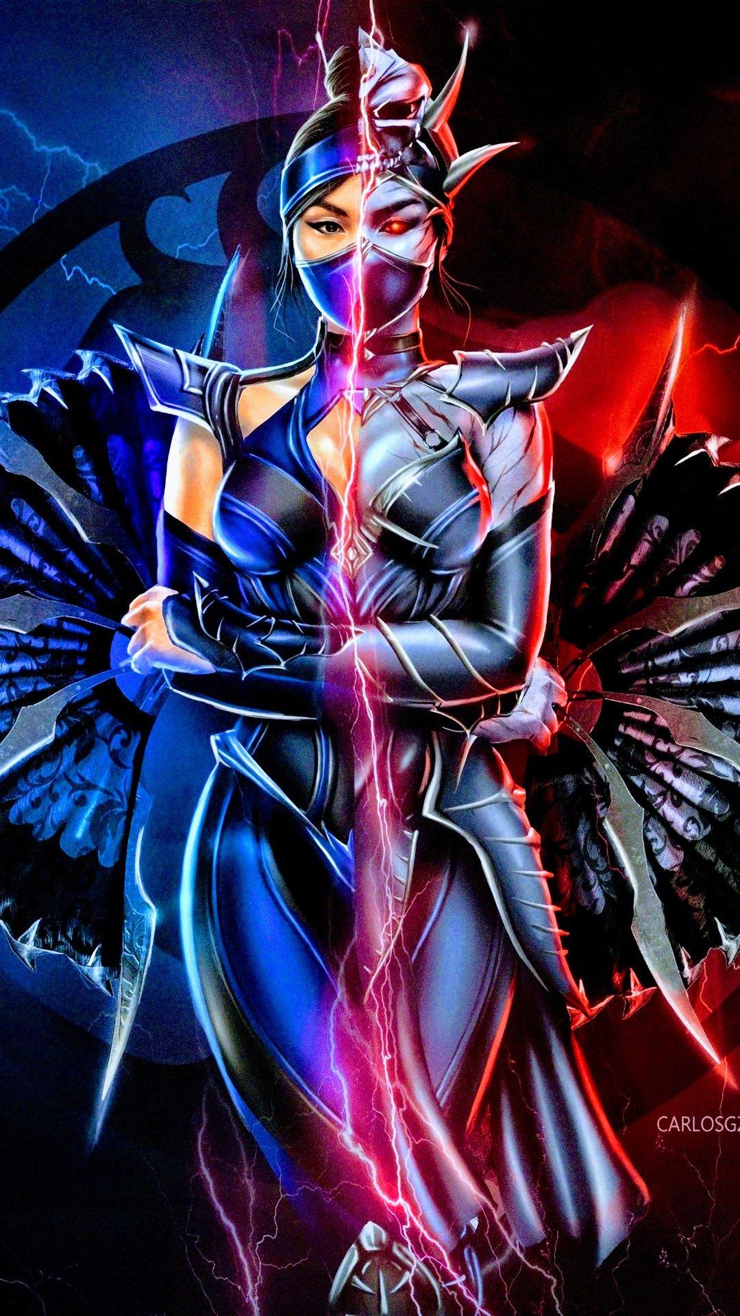 Kitana Mortal Kombat Mortal Kombat Art Mortal Kombat