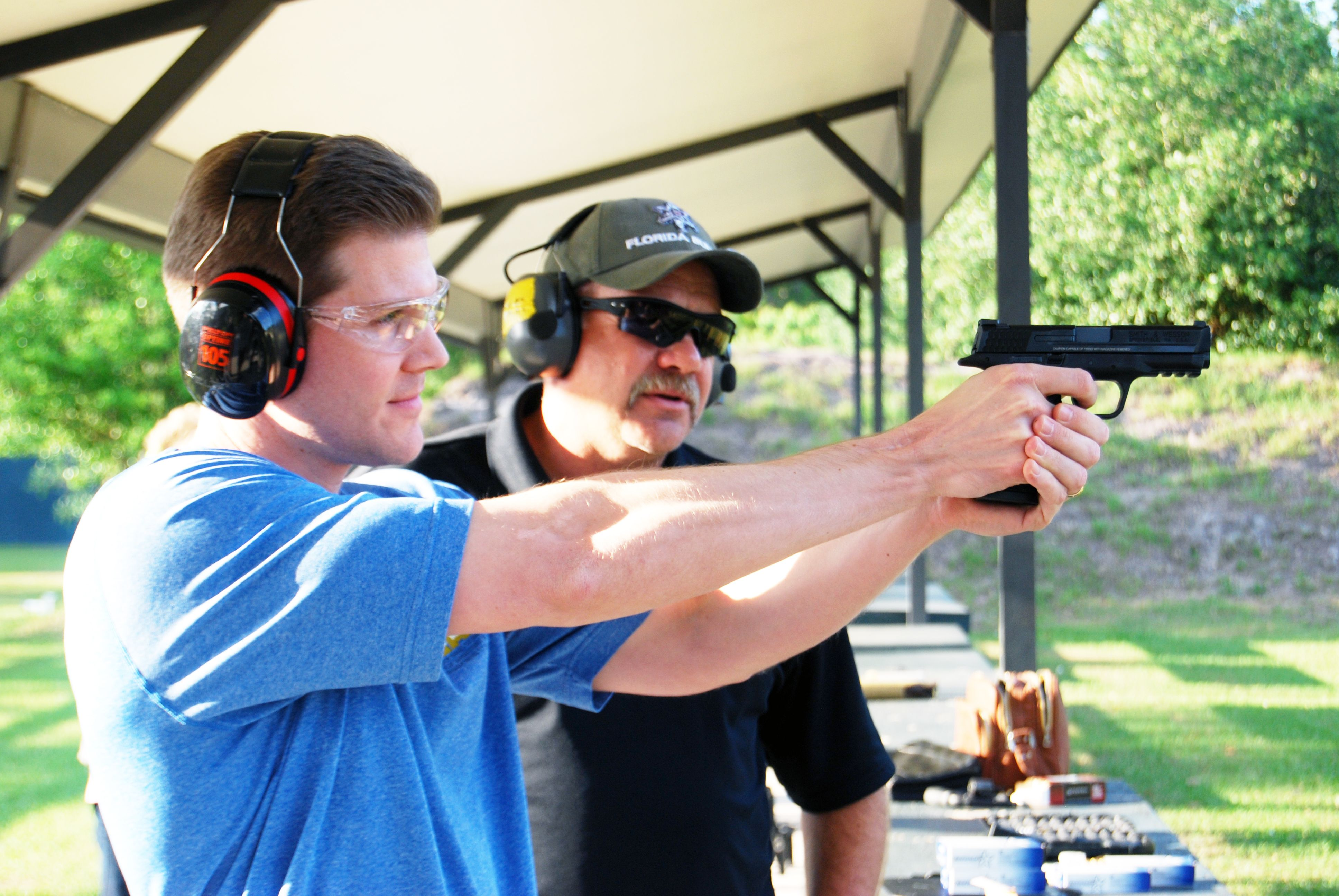 Basic Pistol & Concealed Carry Course Geared towards new