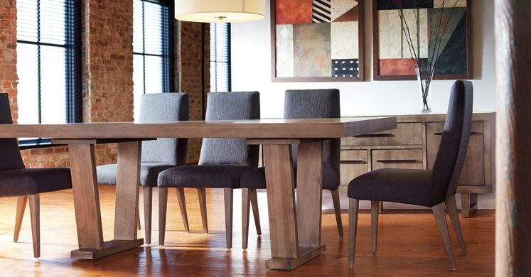 Dinec Furniture Solid Wood Customize Different Woods Finishes