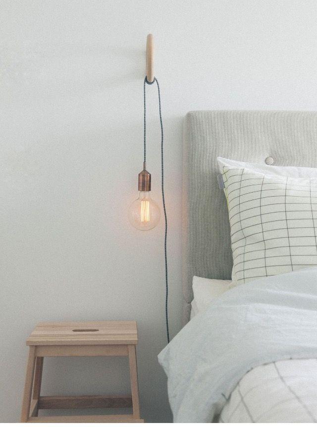 Nachttischlampe schlafzimmer pinterest - Schlafzimmer nachttischlampe ...