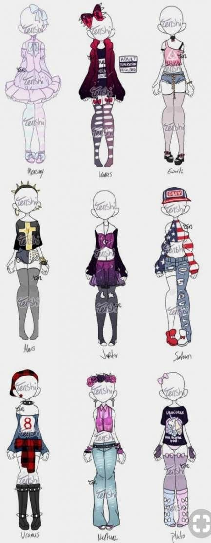 21 Trendy Fashion Drawing Clothes Style Art #clothesdrawing
