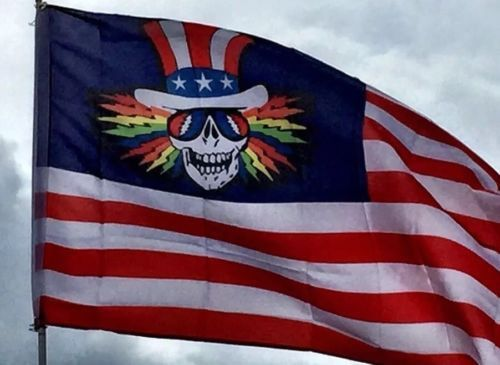 Uncle Sam Flag
