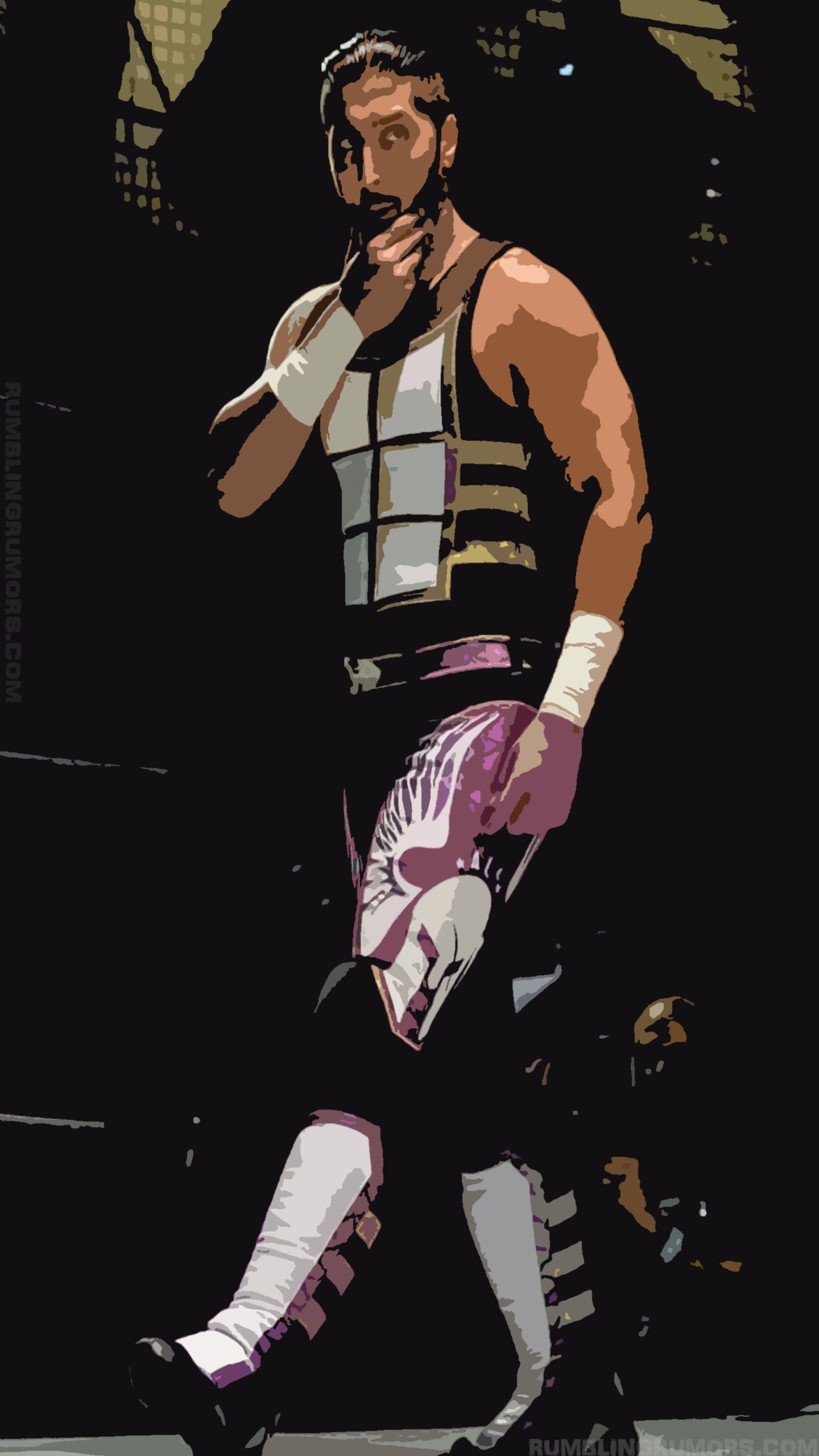 Mustafa Ali Hd Wallpapers Wwe Pictures News Original Content